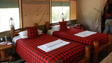 siana springs tented camp