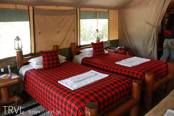 siana springs tented camp