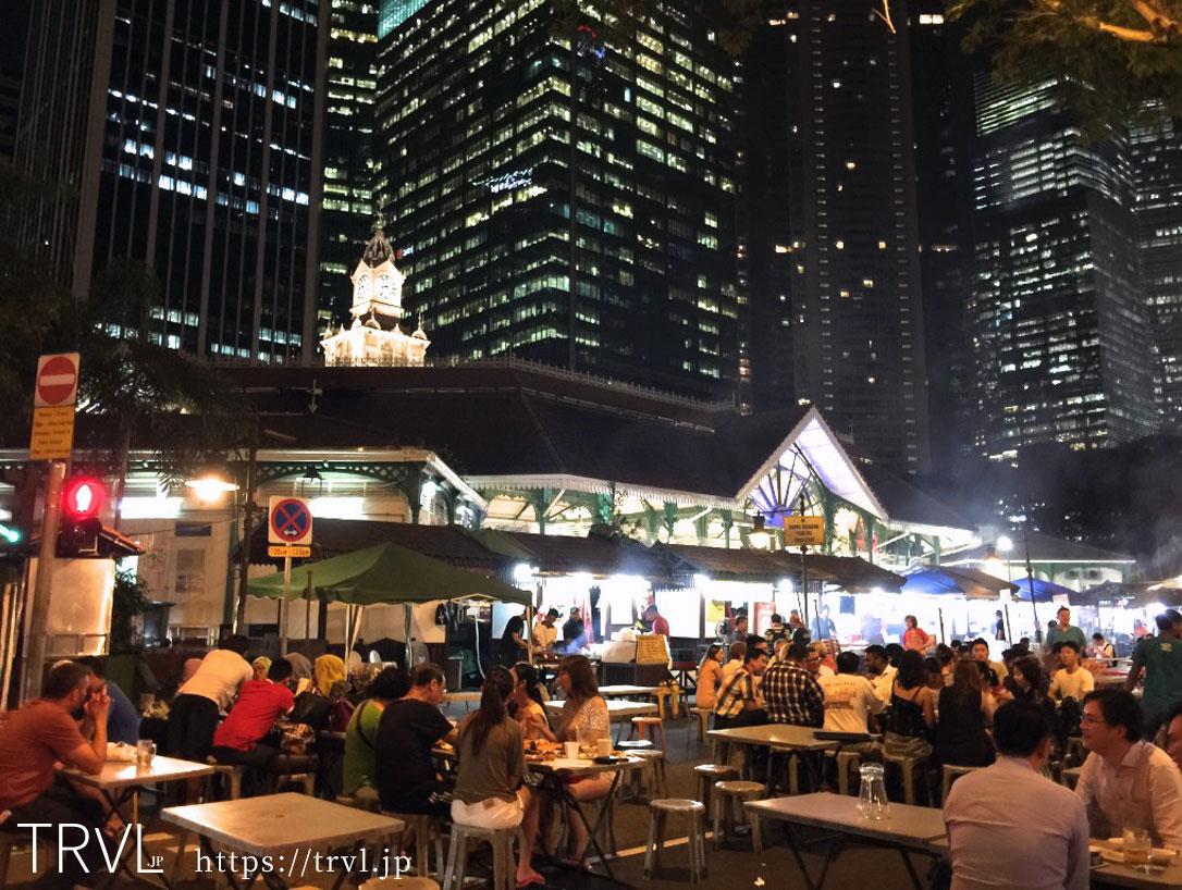 シンガポールのホーカー