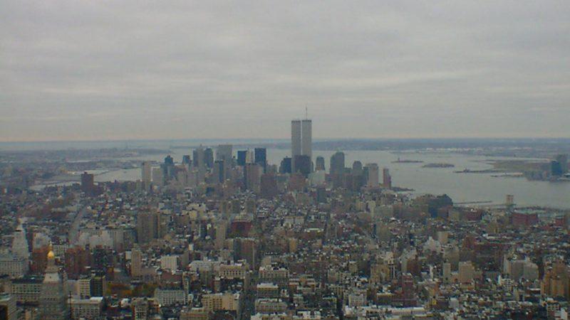 1998年のニューヨーク