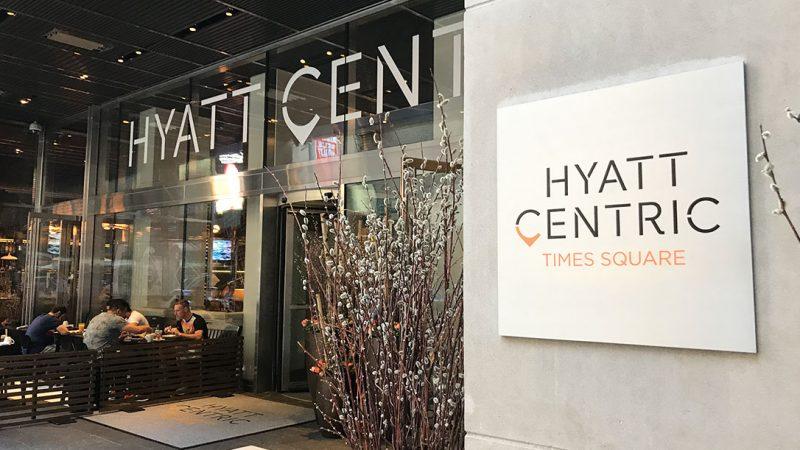 ハイアットセントリック タイムズスクエア,HYATT CENTRIC Times Square