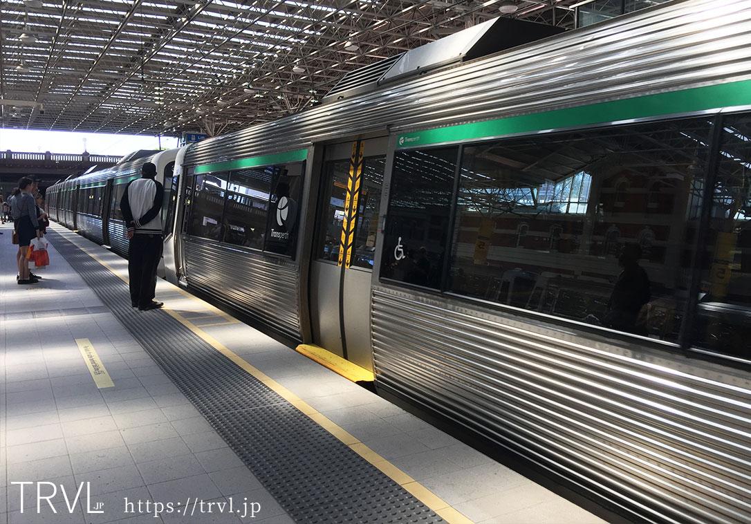 パース,電車,トランスパース,transperth